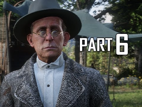 Red Dead Redemption 2 Walkthrough Gameplay Part 6 - Debt Collector (RDR2 Let's Play)