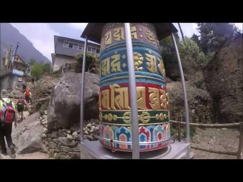 Trekking al Campo Base Everest (mayo 2016)