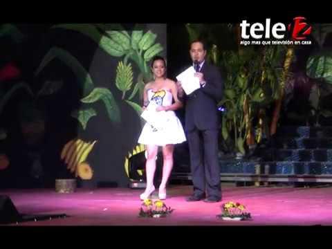 Elección de Reina Infantil 2014 - 2015