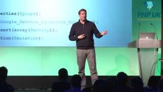 PHP UK Conference 2014 - Ian Barber/Mandy Waite - Building Scalable PHP Apps With Google App Engine Mp3