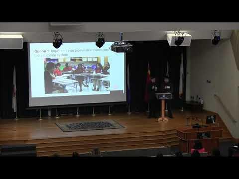 Rock University High School Presentation- 2019 CIF