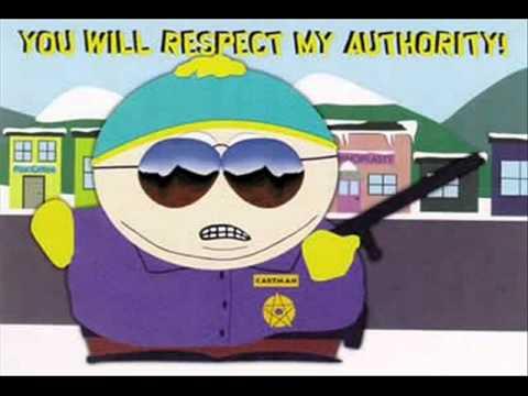 South Park sucer sur mon