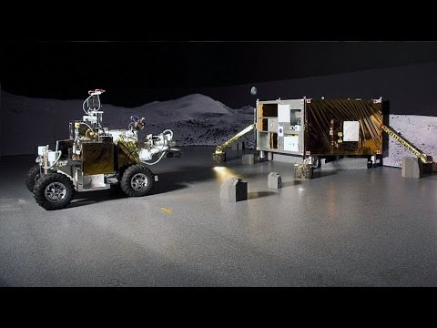 ESA Telerobotics Part 2 - Meteron