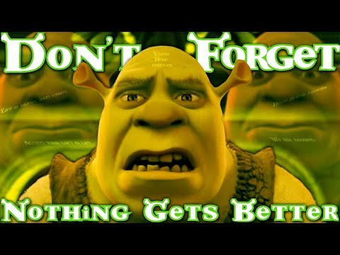 How Shrek Became An Existential Nightmare | Carly Jyll