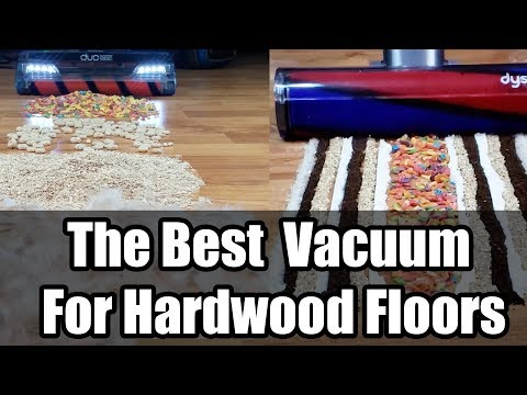 Best Vacuum Cleaner For Hardwood Floors - A Quest!