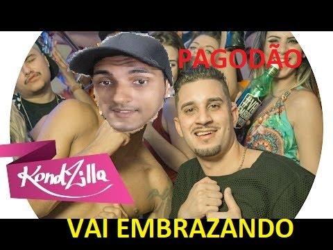 🔴Vai Embrazando - MC Zaac part. MC Vigary - VERSÃO PAGODÃO - Cavaco