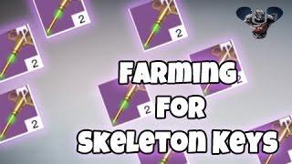 Destiny - How to Farm for Skeleton Keys