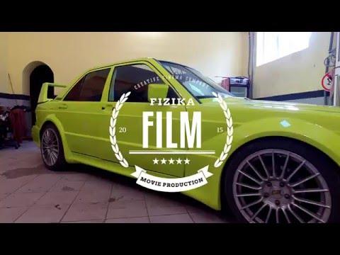 Как сделать шумоизоляцию авто Mercedes-Benz 190 (W201) Физика Вождения