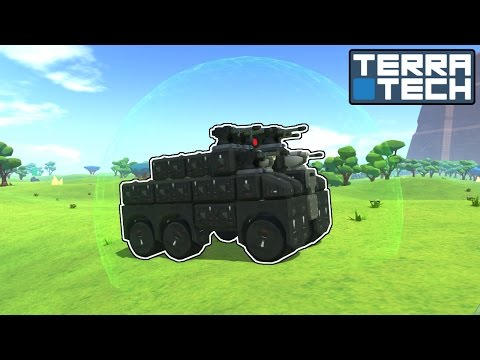 Small Hawkeye APC! - Terratech [Ep.8 - S2] - Let's Play TerraTech 0.7.2