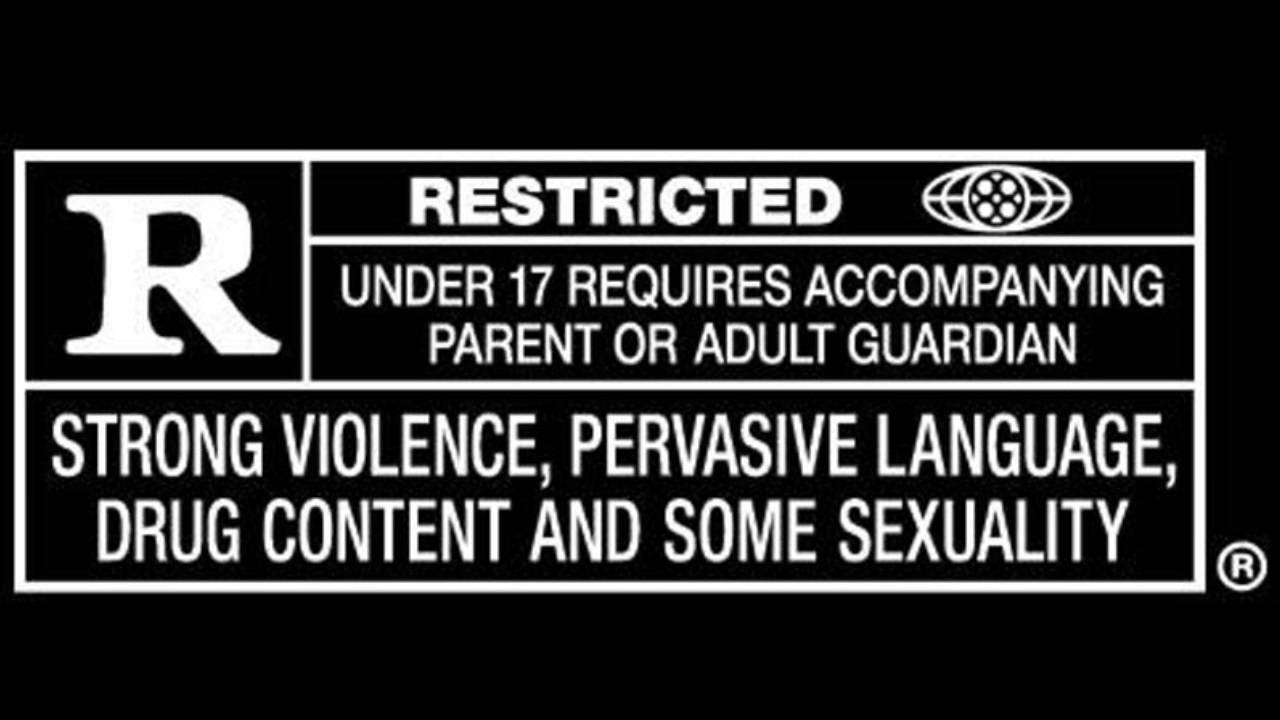 Of course fifty shades darker is rated r for strong sexual content, nudity and language