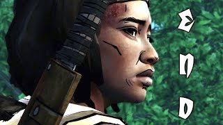 The Walking Dead Michonne Episode 1 ENDING - Walkthrough Gameplay Part 4 (Game)