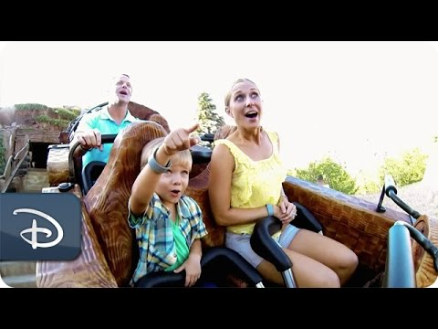 First Coaster | Seven Dwarfs Mine Train | Walt Disney World