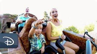 First Coaster | Seven Dwarfs Mine Train | Walt Disney World
