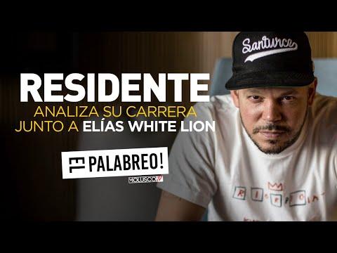 """""""RENÉ"""" JUNTO A """"ELÍAS WHITE LION"""" ANALIZANDO LOS 15 AÑOS DE LA CARRERA DE """"RESIDENTE"""" #ElPalabreo"""