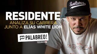 """René + Elías WHITE LION Analizando Los 15 Años De Carrera De """"RESIDENTE"""" #ElPalabreo"""