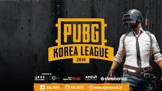 [PUBG KOREAN LEAGUE | SEASON 2] Week 2 Matchday 1 : Mulai Bahaya!