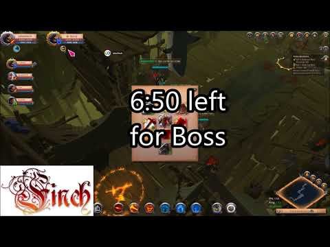 First HCE 15 DONE in time [- Fishy Business -] / Albion Online