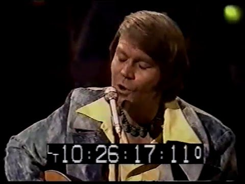 Glen Campbell with David Gates, IF A Picture Paints A 1000 Words BEST QUALITY