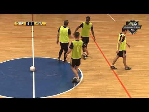 FC Yerevan 7 : 4 Valencia Cf ASL Inter Cup , GROUP B 3 Tour