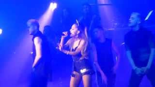 Ariana Grande - Hands on me - Live Paris 2015