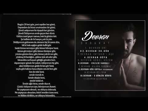 DEVRAN - 20. GÜN #Sadakat