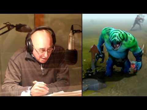 видео: Профессиональная русская озвучка героев dota 2