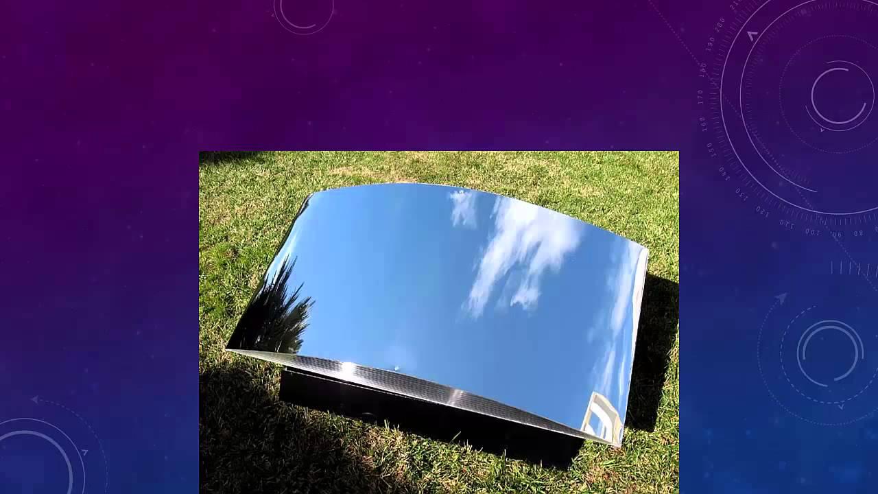 Garden Mirror Invention Youtube