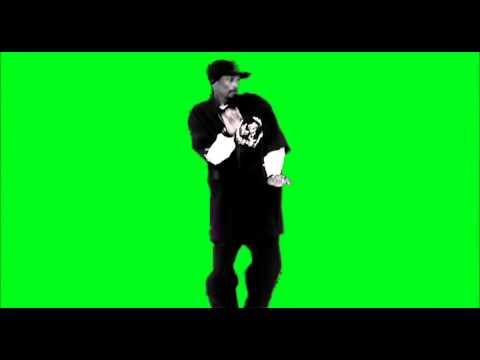 Snoop dogg green background fondo verde HD