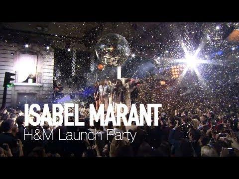 ISABEL MARANT for H&M Collection Party Rocks Paris | MODTV