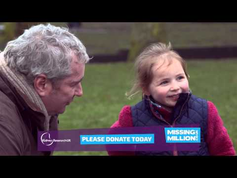 Support Kidney Research UK today