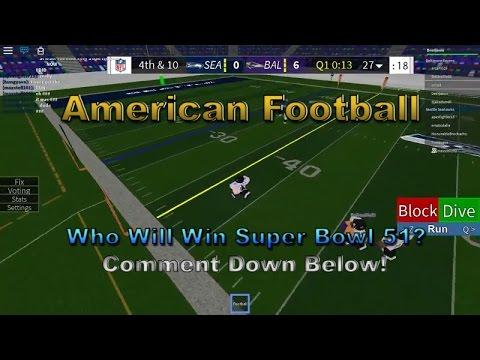 (Roblox) HOG! HOG! HOG! (American Football)