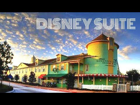 1 Bedroom Suite at Disney's Saratoga Springs Resort