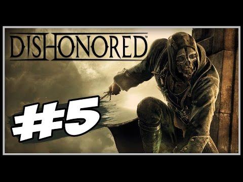 Dishonored - Parte #5 - Missão não Legal Super Letal!!!  [Legendado PT-BR]