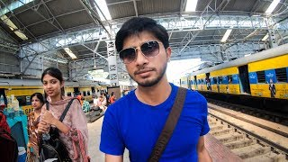Bangladesh To Kolkata (Immigration, Train, Hotel, Experience etc.) Through Gede Border