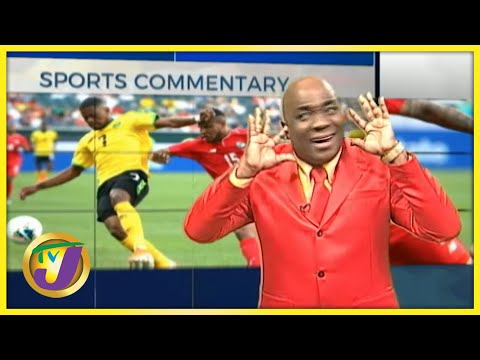 Reggae Boyz | TVJ Sports Commentary - July 26 2021