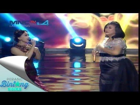 """Winda Viska Feat. Regina Ivanova """" Minyak Wangi """" - Perang Bintang Idola (2/10)"""