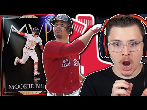 *99* MOOKIE BETTS IS THE BEST CARD IN THE GAME   MLB The Show 21 Diamond Dynasty