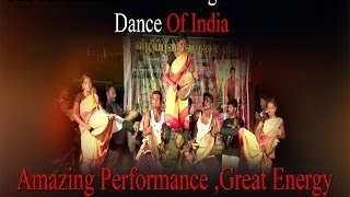 Ancient And Tough Foke Music & Dance Of India | Amazing Performance, Great Energy