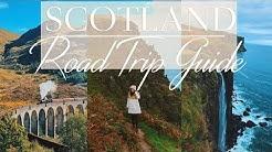 SCOTLAND | ROAD TRIP GUIDE
