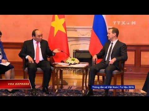 Thủ tướng Nguyễn Xuân Phúc sắp thăm Nga (VOA)