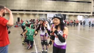 ローラーダービー|The first Team Japan in Roller Derby World Cup 2014