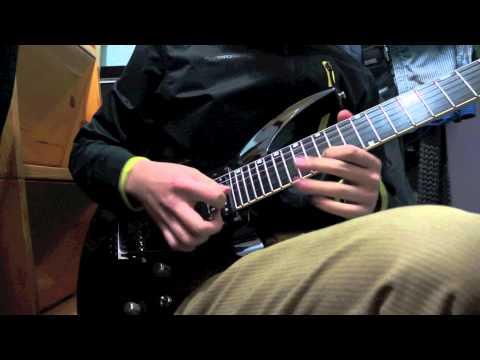 Avenged Sevenfold | Dear God Guitar Solo Cover