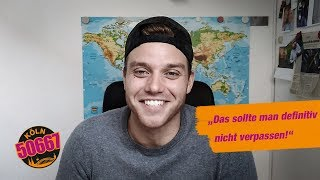 Dominik a.k.a. Felix spricht über sein Comeback! | Köln 50667