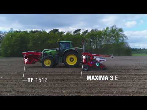 KUHN MAXIMA 3 ELECTRIC DRIVE