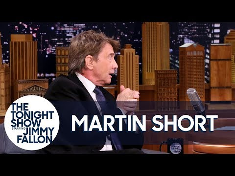 Martin Short Explains How Canadians Celebrate Thanksgiving
