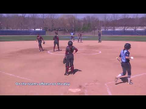 Upper Iowa Softball Recap vs Northern State
