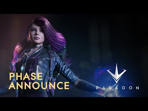 Paragon - Phase Announce Trailer (Available May 16)
