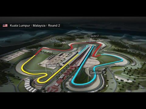 F1 2015 Malaysia  Circuit Guide - Sepang