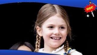 ✅ SØD NYHED: Prinsesse Estelle skal i skole efter sommerferien
