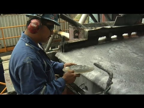 How To Refine Precious Metals - Step One: Concentration